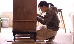 家具修理の流れ